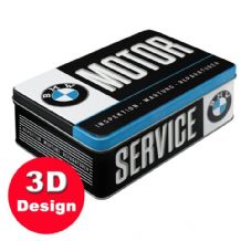BMW Garage Service - Embossed Storage Tin